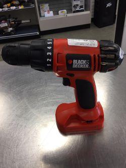 Black & Decker Drill Thumbnail