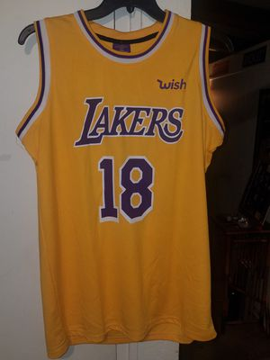 sports shoes 4ff10 c7e90 New and Used Lakers jersey for Sale in San Lorenzo, CA - OfferUp