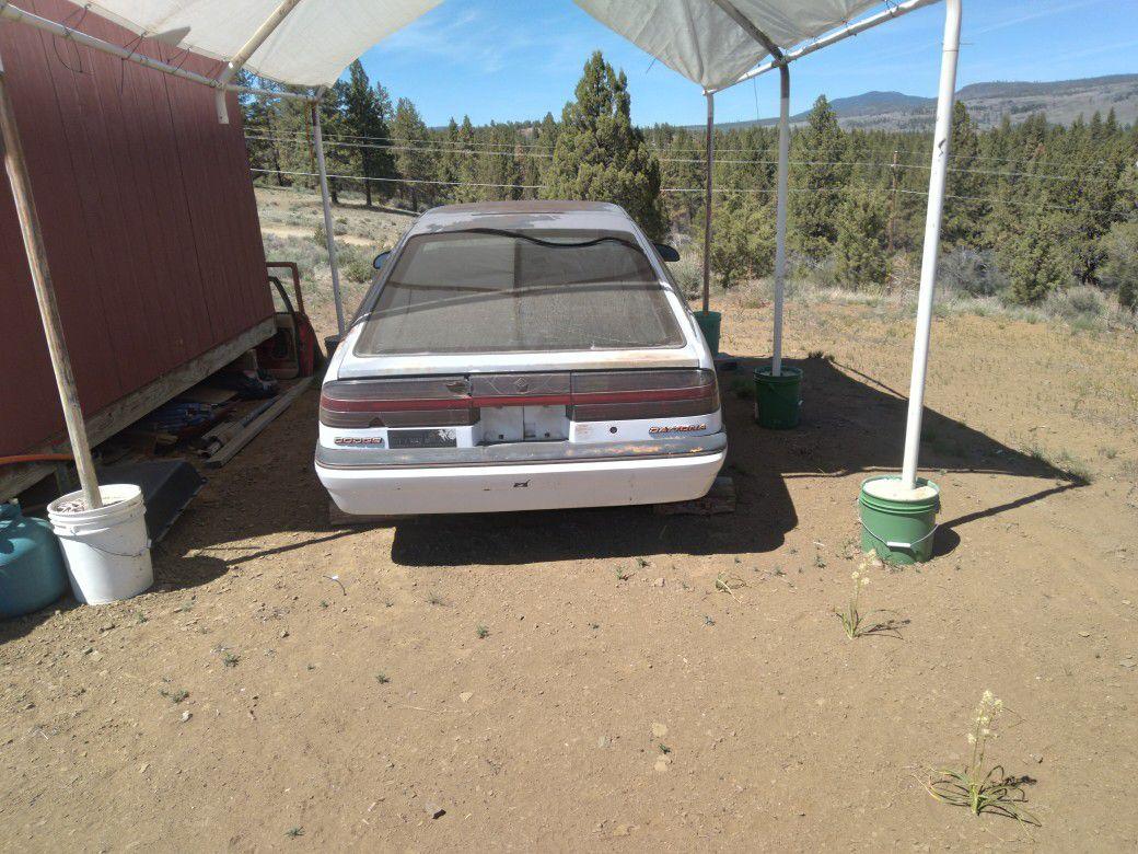 Photo 1987 Dodge Daytona