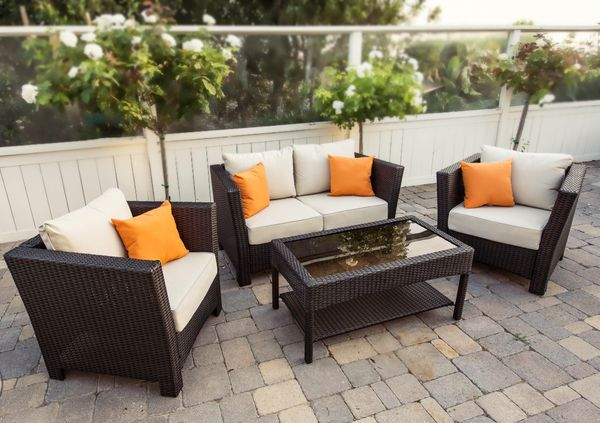 - 4pc Outdoor Patio Furniture Set For Sale In Surprise, AZ - OfferUp