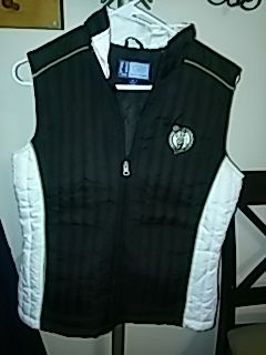 Celtics vest for Sale in Waynesboro, VA