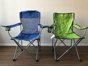 Camping chairs for Sale in Arlington, VA