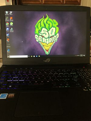 ASUS ROG Gaming Laptop (NEED GONE) for Sale in Union Park, FL
