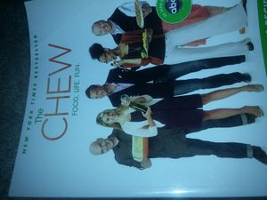 Book. THE CHEW for Sale in WA, US