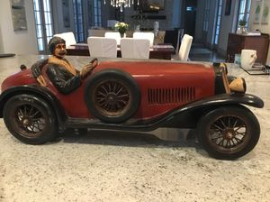 Large Decorative Car for Sale in Apex, NC