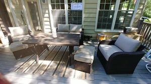 Wicker outdoor furniture for Sale in undefined