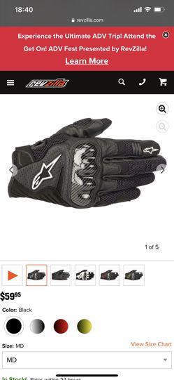 Alpinestars Gloves Thumbnail