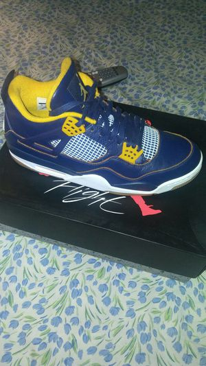 f5e9fae27e7 Jordan retro 4 size 13 worn only once. If u buy the shoes