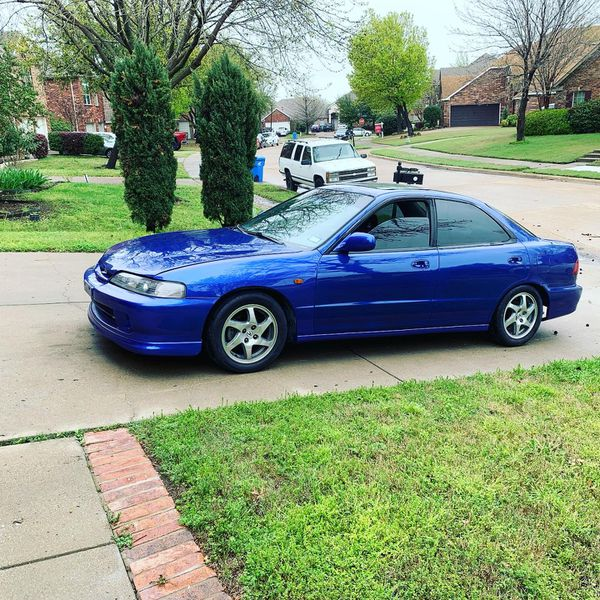 1994 Acura Integra Gsr K24 Swap 6speed For Sale In Sachse