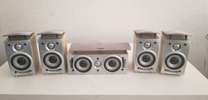 Photo Energy surround speakers