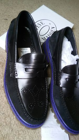 brand new steve maddens shoes size 12 men still in original box and wrapper. Never worn never tried on. $150 price i paid selling to get my money back for Sale in Washington, DC