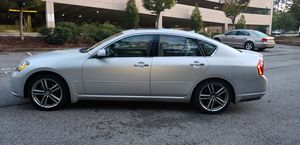 2006 Infiniti M35 with Premium Package (GPS, Backup Camera, Cooled/Heated Seates and 12 BOSE Speakers) for Sale in Durham, NC