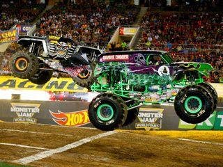 Monster Jam Alamodome For Sale In Houston TX OfferUp - Monster car show houston tx