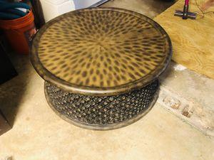 Restoration Hardware coffee table for Sale in Fairfax, VA