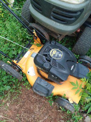 Self propelled push mower for Sale in Rustburg, VA