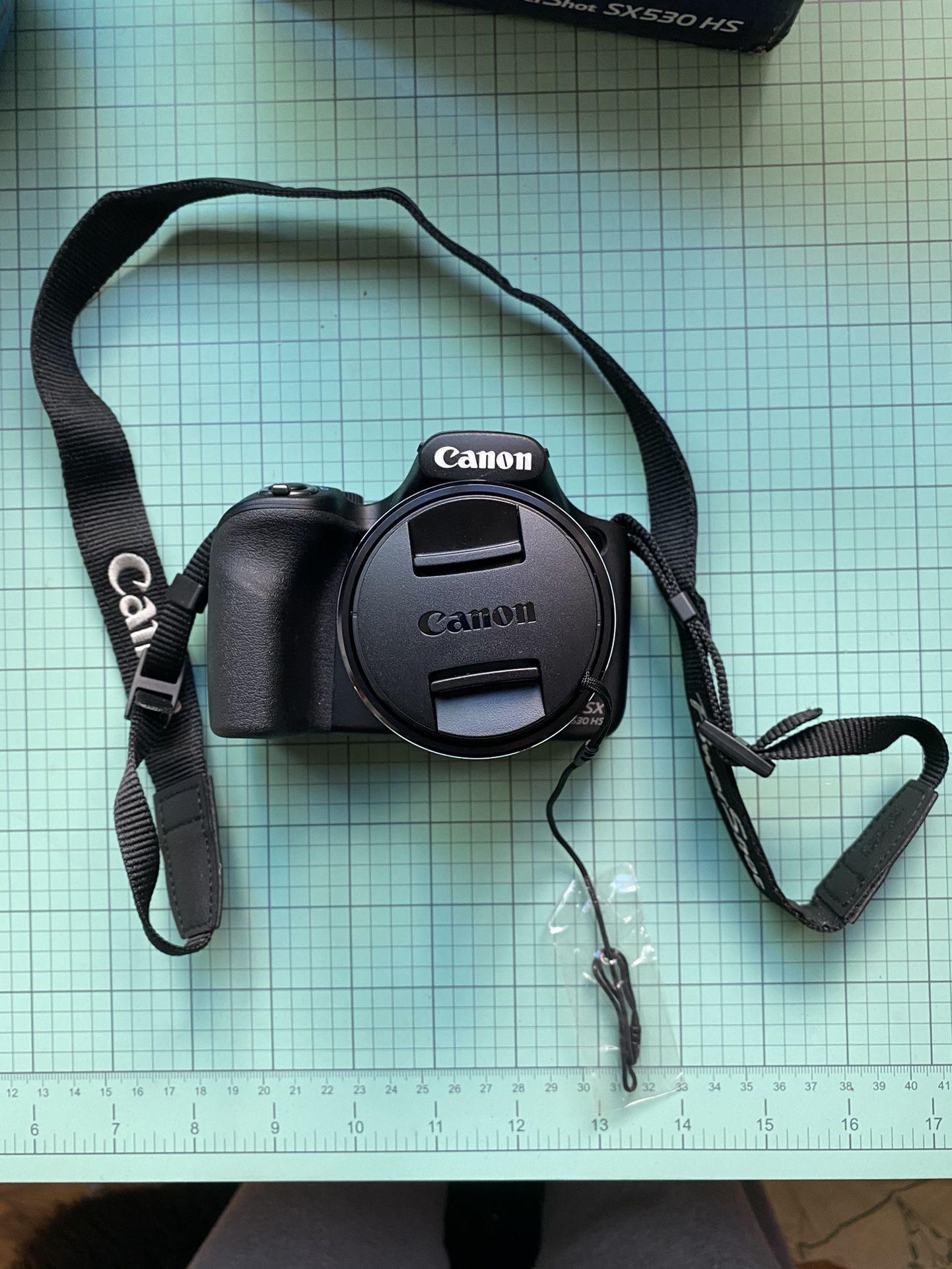 Brand New Canon SX 530 HS Camera