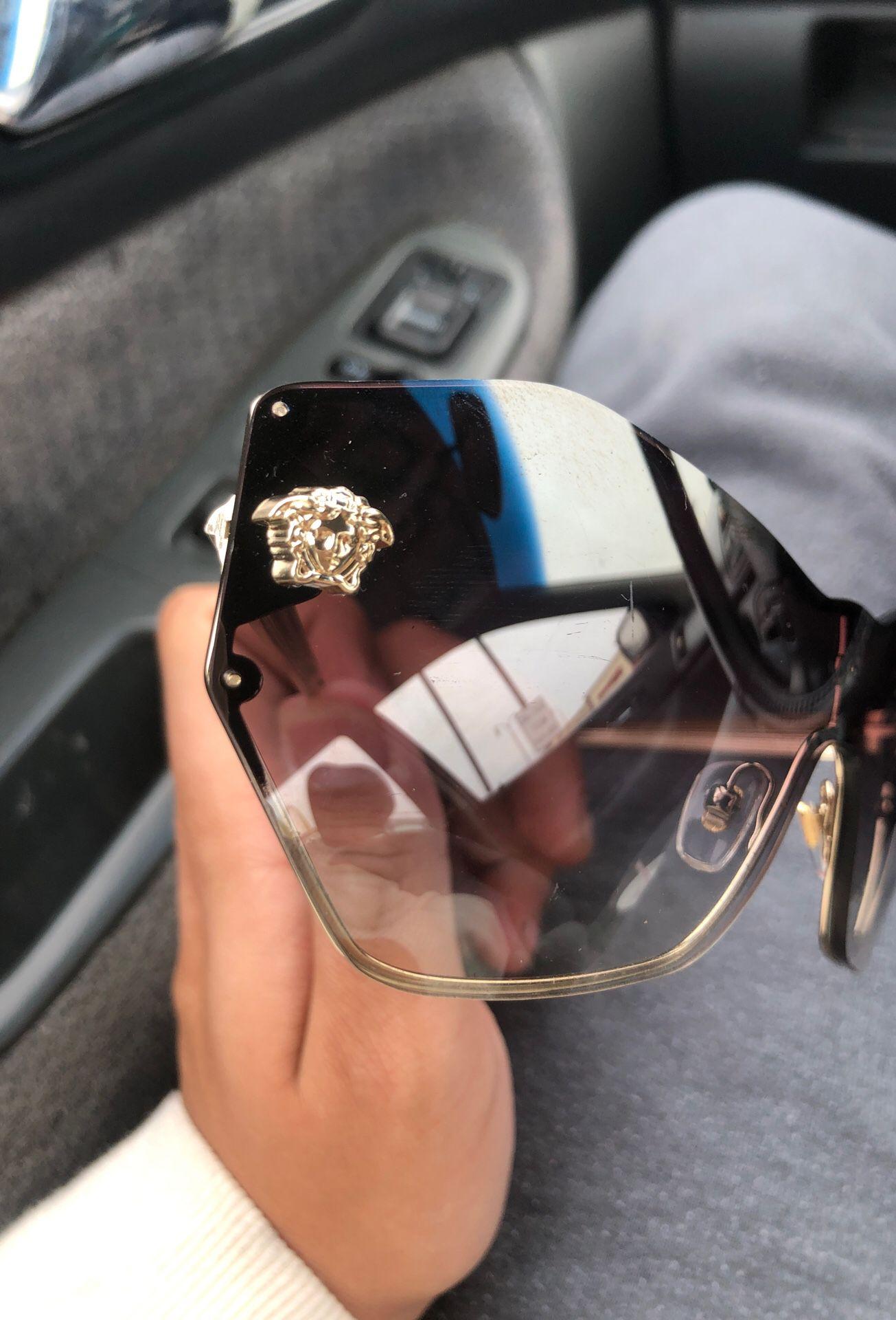 Versace sunglasses