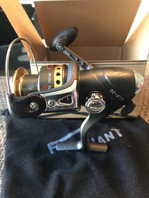Fishing reel for Sale in Wildomar, CA
