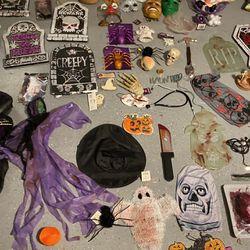 Halloween Bundle Take All Everything New $30 Thumbnail