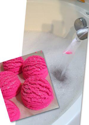 Bubble bath ice cream scoops for Sale in Las Vegas, NV