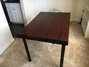 Extendable Dining Table (MOVING SALE) for Sale in Arlington, VA