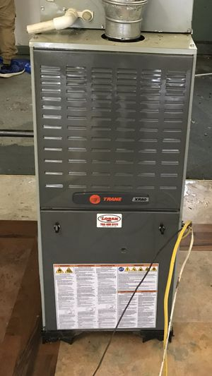 Trane xr80 Furnace and 3 tin A/C compressor for Sale in Springfield, VA