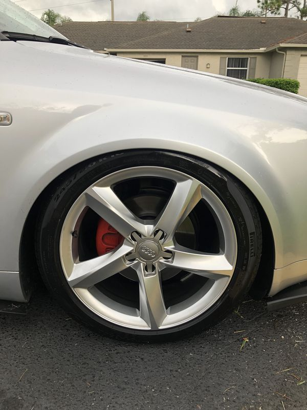 Audi A Wheels For Sale In Kissimmee FL OfferUp - Audi a4 wheels