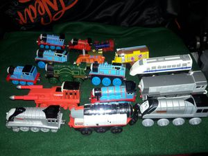 Vintage Thomas trains engines and cargo pieces for Sale in San Francisco, CA