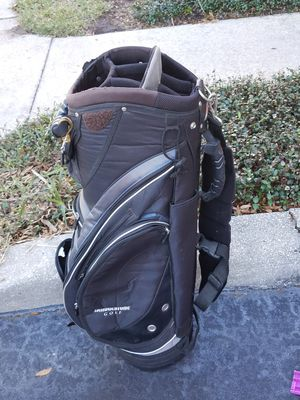 Bridgestone gold bag for Sale in Orlando, FL