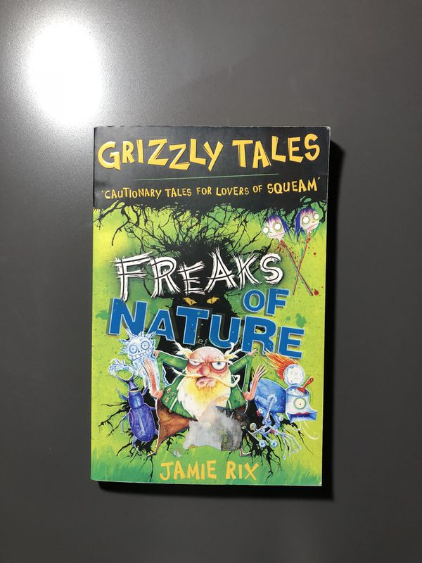 grizzly tales grizzly tales 4 freaks of nature rix jamie