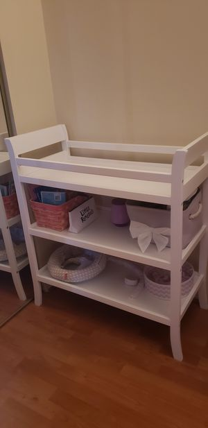 Baby Changing Table for Sale in NO POTOMAC, MD