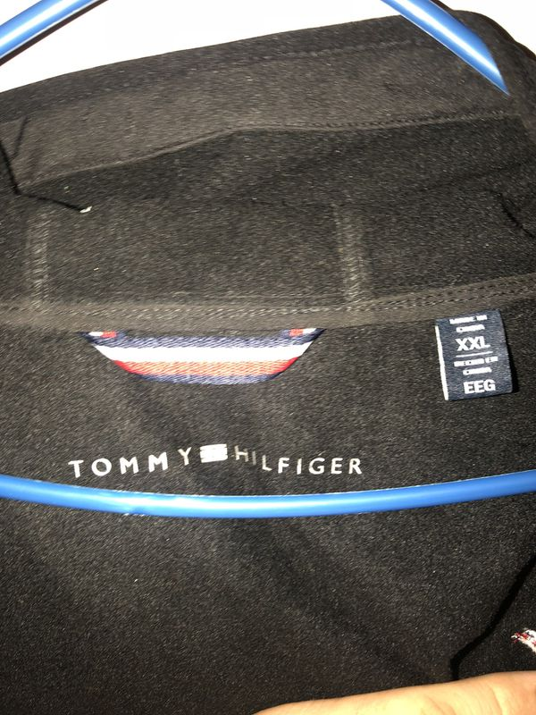 VTG 90s Tommy Hilfiger Strapback Hat Big Flag Logo Colorblock Racing Lotus  Cap for Sale in Mansfield 8e017fee0abb