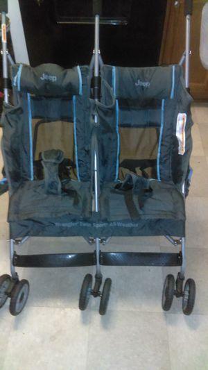 Double Folding Stroller for Sale in Washington, DC