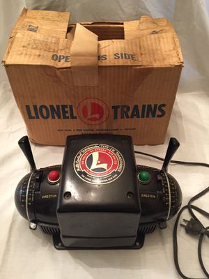 1950s Lionel Trainmaster Type ZW (R) Transformer for Sale in Centreville, VA