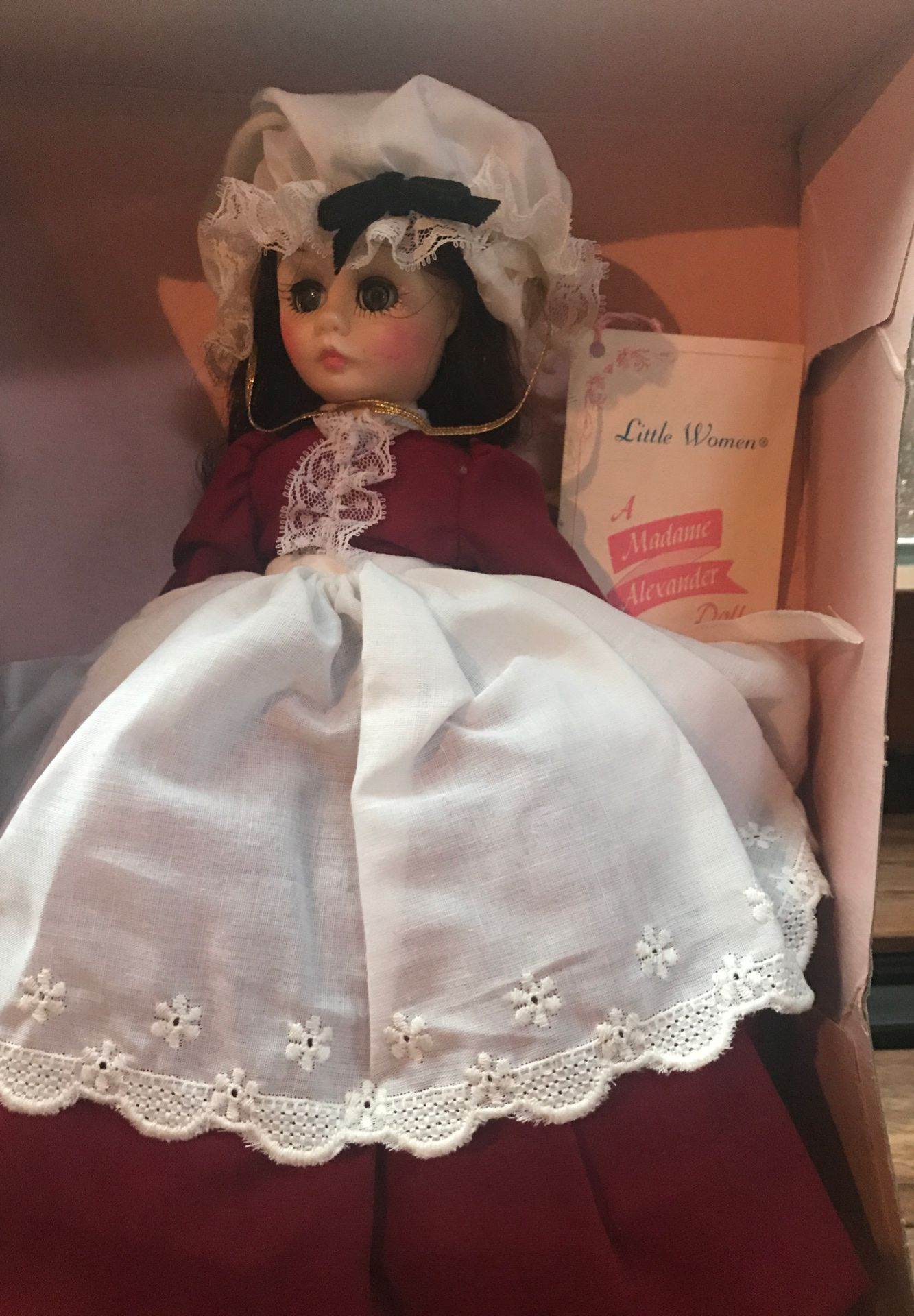 Madame Alexander Marme Doll