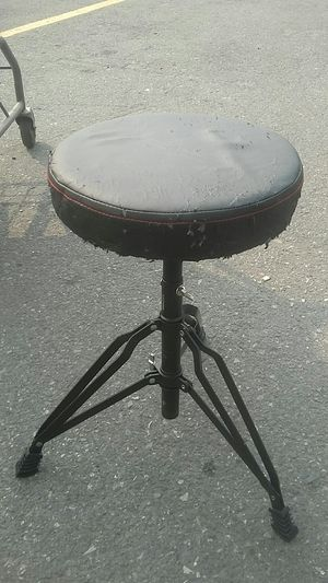 Well used First Act brand collapsible drum seat for Sale in Seattle, WA