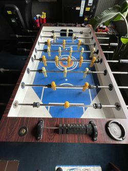 Foosball table Thumbnail