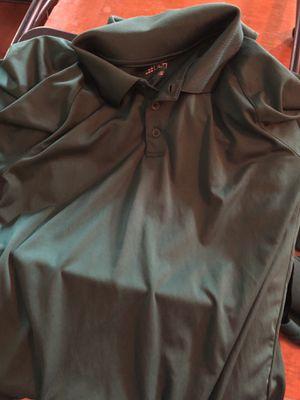 BCG dry fit polo Hunter Green for Sale in Dallas, TX