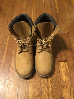 Wheat Timberland boots mens size 11 was for Sale in Washington, DC