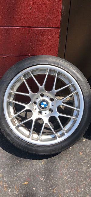 Sale rims for BMW for Sale in Potomac, MD