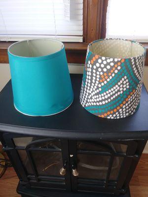 2 Lamp Shades for Sale in Richmond, VA