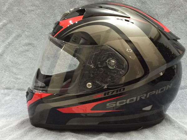 13f57199 Scorpion EXO-R710 Focus Helmet for Sale in Delray Beach, FL - OfferUp