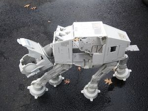 Star Wars AT-AT 23in tall as shown for Sale in Alexandria, VA