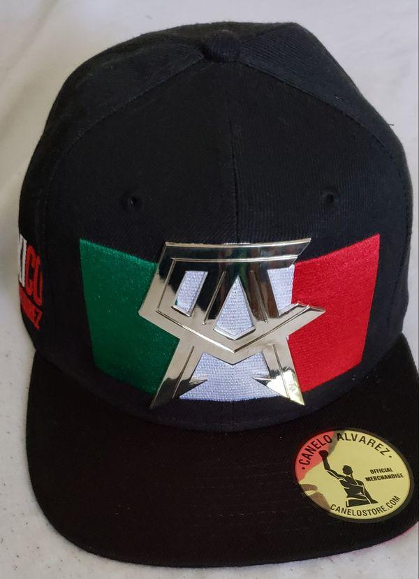 Official Canelo Alvarez Snapback hat for Sale in Houston 6ea991ed923