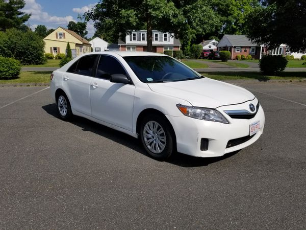 2010 Toyota Camry Hybrid For Sale In Westfield Ma Offerup