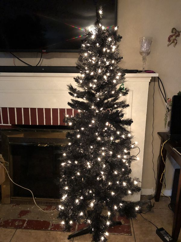 Black Christmas Tree For Sale In Riverside Ca Offerup