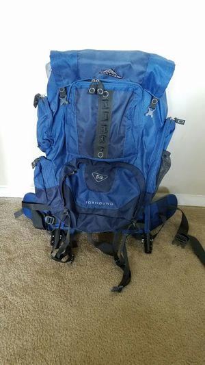 High Sierra Blue Backpack!! for Sale in Silver Spring, MD