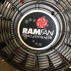 Ramfan Turbo Ventilator 100$ Serious Inquiries Only Thumbnail