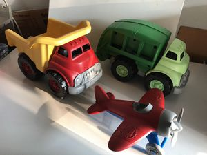 Green Toys lot of 3 for Sale in Kenmore, WA