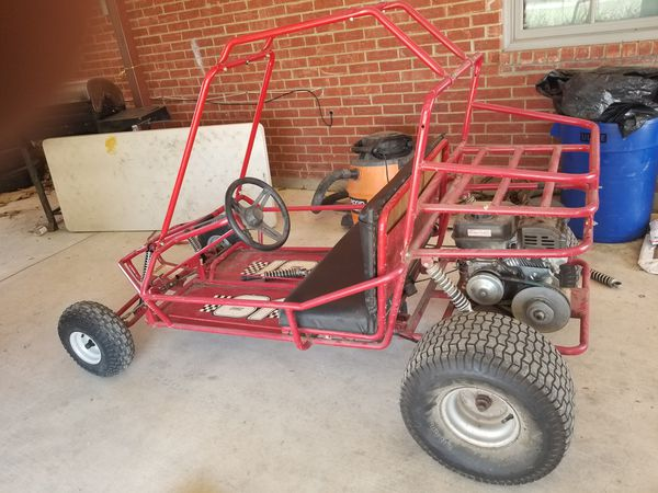Yerf Dog Go Kart Shocks